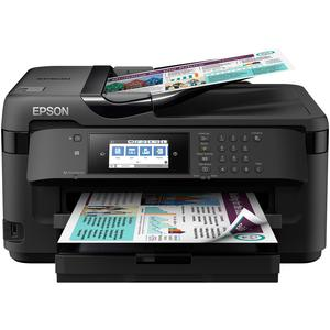 EPSON WorkForce WF-7710DWF, Tinte