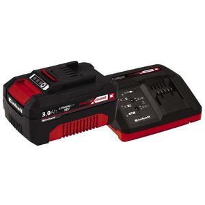 EINHELL 18V 3,0Ah Power X Change Starter Kit