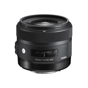 SIGMA Art AF 30mm 1.4 DC HSM für Sony A schwarz