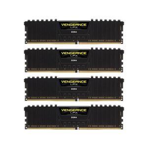 Vengeance LPX schwarz DIMM Kit 64GB, DDR4-2400,