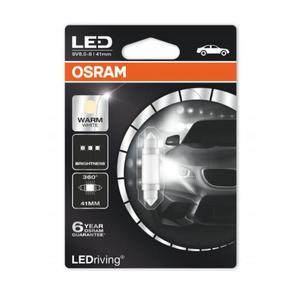 OSRAM LED 12V Premium Retrofit Soffitte 41mm Warm White