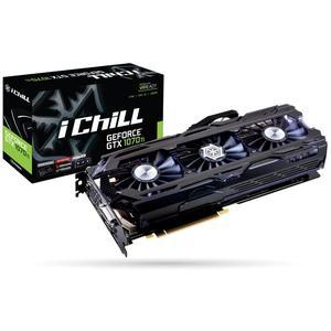 INNO3D GeForce GTX 1070 Ti iChill X4, 8GB GDDR5