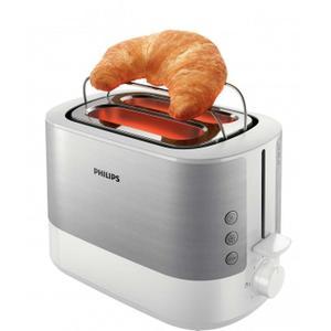 PHILIPS HD2637/00 Toaster 1000W Edelstahl/Weiß
