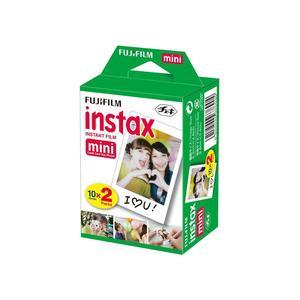 FUJIFILM instax mini Film 2x 10er, Fotopapier film