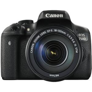 CANON EOS 750D EF-S 18-135 mm IS STM