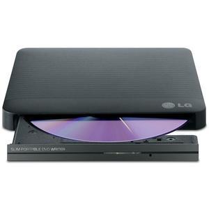 GP50NB40 Slim schwarz, USB 2.0