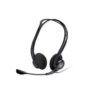 LOGITECH OEM/PC Stereo Headset 960 USB, black, Mi