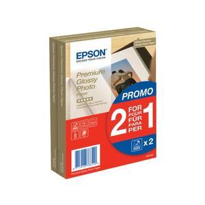 EPSON Photo Paper Glossy Premium 10x15 80 Blatt 255g