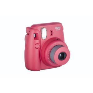 FUJIFILM Instax Mini 8, Sofortbildkamera, rot