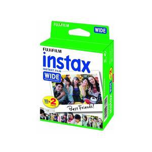 FUJIFILM Instax Wide Film 2er Pack für Instax 210, 300