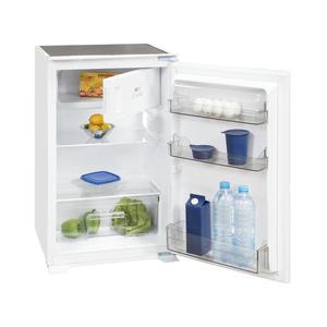 EXQUISIT EKS 131-4.2 A++ Einbau-Kühlschrank, weiß