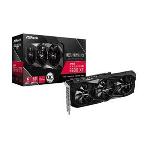 ASROCK Radeon RX 5600 XT Challenger Pro 6G OC, 6GB DDR6