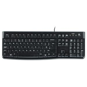 LOGITECH K120 - Tastatur - USB - Deutsch