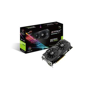 ROG Strix GeForce GTX 1050 Ti OC, STRIX-GTX1050TI-O4