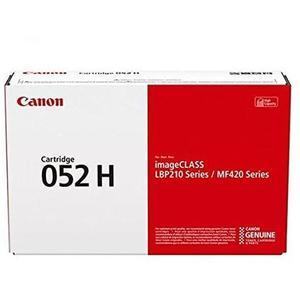 CANON 052H Toner schwarz hohe Kapazität