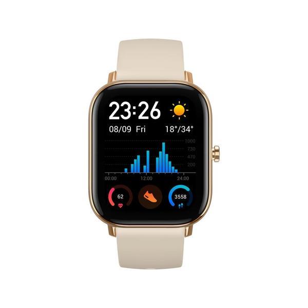 GTS Smart Watch Desert Gold
