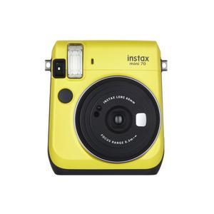 FUJIFILM Instax Mini 70 Kamera, gelb
