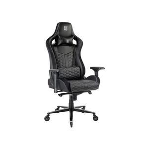 LC-POWER Gaming Stuhl LC-GC-801BW schwarz