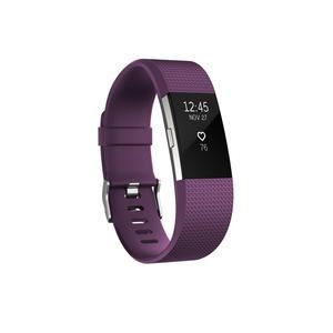 FITBIT Charge 2 Aktivitätstracker, violett, klein
