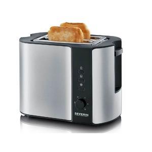 SEVERIN AT 2589 Automatik-Toaster, Kaltwand,