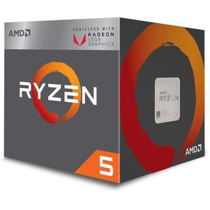 Ryzen 5 2400G, 4x 3.60GHz, boxed
