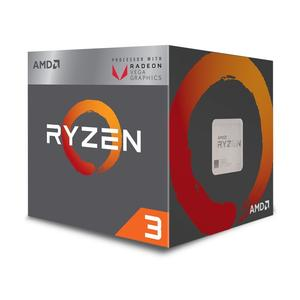 Ryzen 3 2200G, 4x 3.50GHz, boxed