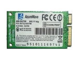AzureWare Wireless-LAN Mini-PCI Card AW-GU700
