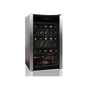 SILVA WKS 1-36 Edelstahl-Weinkühlschrank