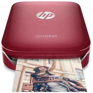 Sprocket Photo Printer, rot