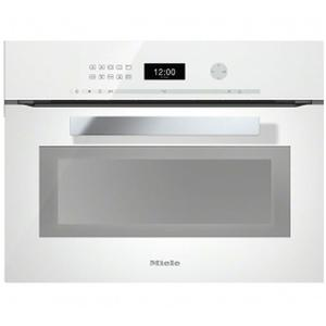 MIELE H 6401 B Backofen Brillantweiß Pure