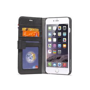 Leder Wallet Case für iPhone 6 Plus / 6s Plus (5,5