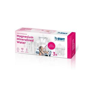 3er Pack Magnesium Mineralized Water Kartusche MG 2+, 3