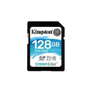 KINGSTON Canvas Go! SDXC 128GB, UHS-I U3/Class 10