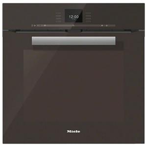 MIELE H 6660 BP Backofen Havannabraun Pure