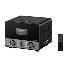 HAMA Internetradio IR110M, Internetradio/Multiroom