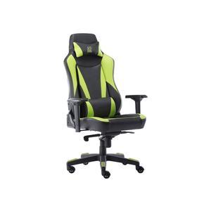 LC-POWER Gaming Stuhl LC-GC-701BG schwarz/grün