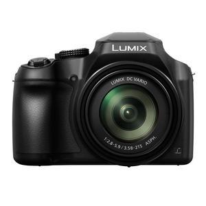 PANASONIC Lumix DC-FZ82, Digitalkamera schwarz