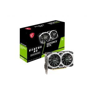 GeForce GTX 1650 D6 Ventus XS OCV2, 4GB GDDR6, DVI,