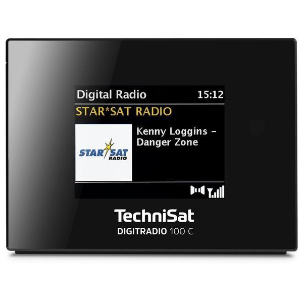 TECHNISAT DIGITRADIO100C DAB+/UKW Farbdispl, BT