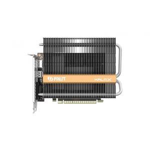 PALIT GeForce GTX 1050 Ti KalmX, 4GB GDDR5, DVI, HDMI,