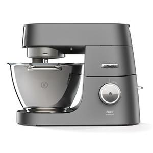 KENWOOD KVC7320S Chef Titanium + AT357 1500Watt, Silber