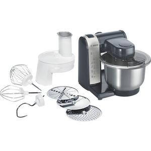 BOSCH MUM48A1, Küchenmaschine grau/silber