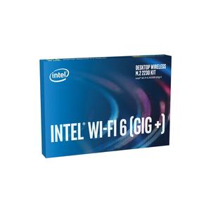 INTEL Wi-Fi 6 AX200 vPro, WLAN + Bluetooth 5.0 Adapter - M.2