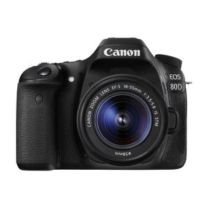CANON EOS 80D Kit 18-55mm IS STM digitale Spiegelreflexkamer
