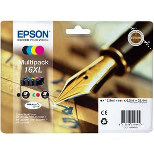 Patrone EPSON 16XL Multipack