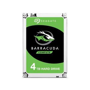"SEAGATE BarraCuda Compute 4000GB, 3.5"", 256MB, SATA 6Gb/s"