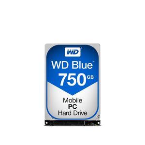 WD Blue Mobile 750GB, SATA 6Gb/s