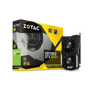 GeForce GTX 1050 Ti OC Edition, 4GB GDDR5, DVI, HDMI,