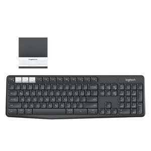 LOGITECH K375s Multi-Device, USB/Bluetooth, DE