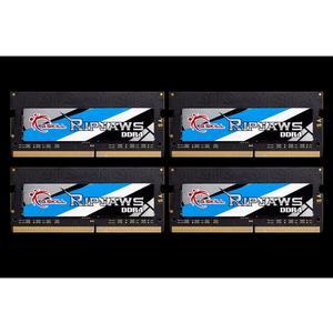 G.SKILL RipJaws SO-DIMM Kit 32GB, DDR4-2666, CL19-19-19-43